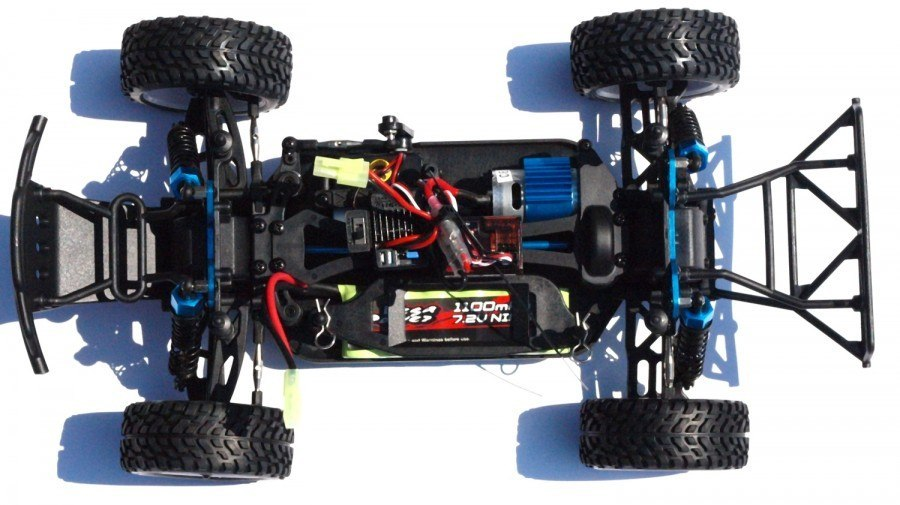 Short Course 1:16 4x4 27MHz RTR - 19204