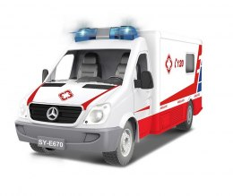 Ambulans 1:18, 2.4GHz, RTR