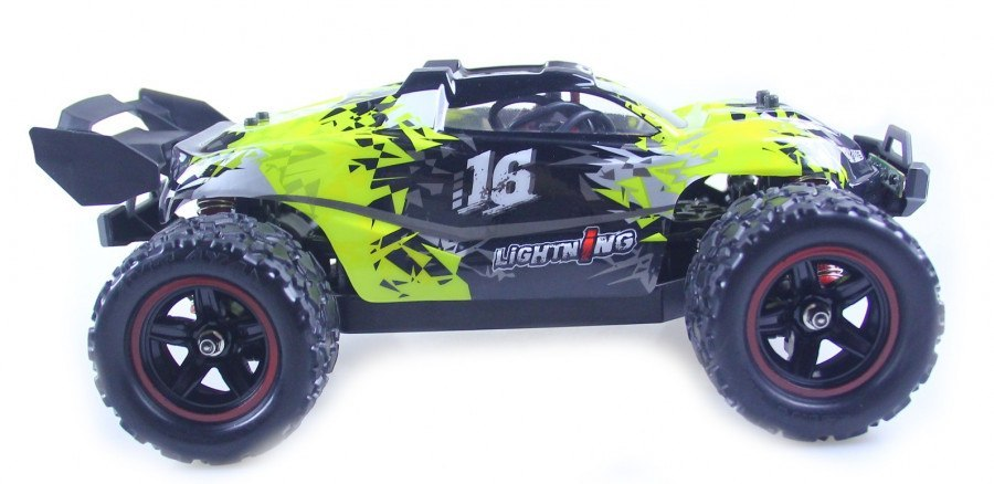Lightning 1:18 2.4GHz RTR - zielony