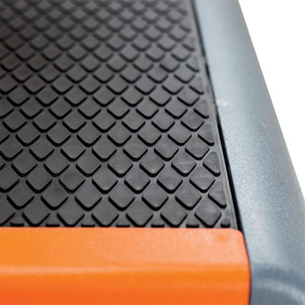 AS007 BLACK/ORANGE STEP DO AEROBIKU HMS PREMIUM