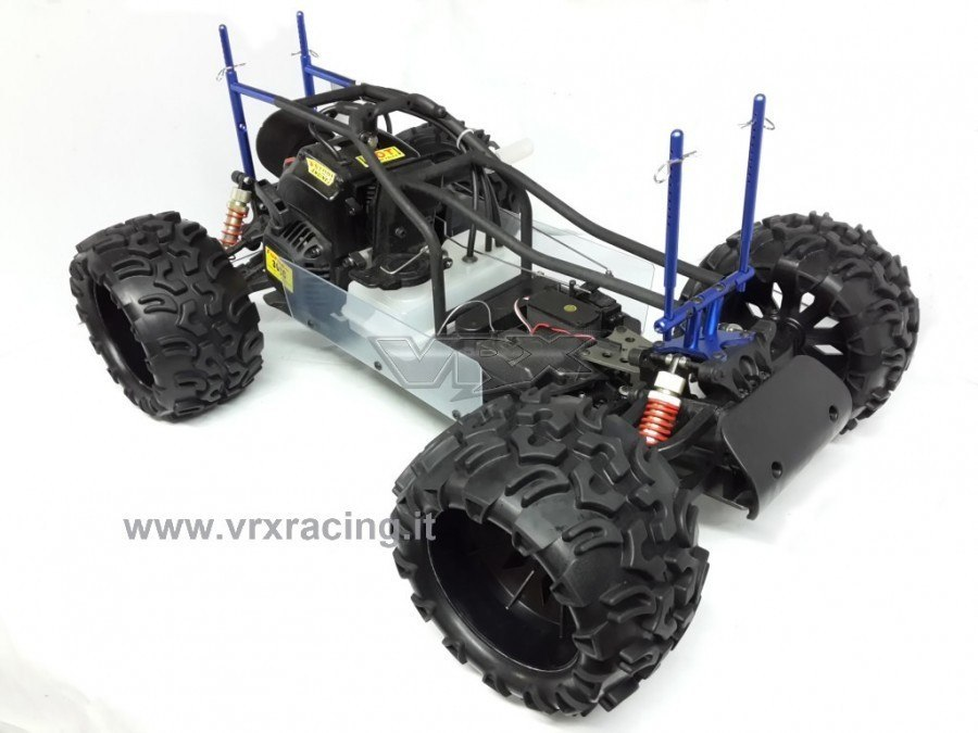 Monster Truck Blaze 1:5 Off-road 2WD 2.4GHz RTR - R0004B
